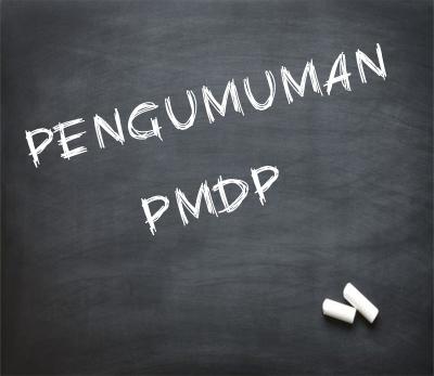 Pengumuman Sipenmaru Jalur PMDP 2017-icon
